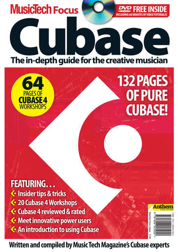 MusicTech  Focus: Cubase Preview