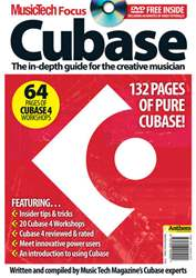 Music Tech Focus Cubase 4 issue Music Tech Focus Cubase 4