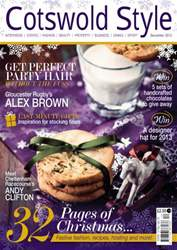 Cotswold Style December 2012 issue Cotswold Style December 2012