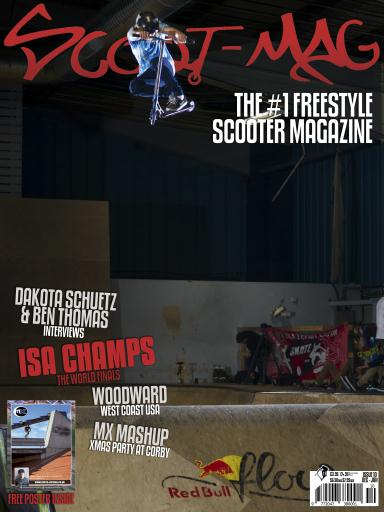 Scoot Mag Preview