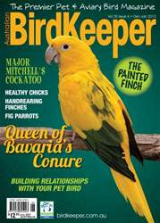 BirdKeeper Vol 25 Iss 6 issue BirdKeeper Vol 25 Iss 6