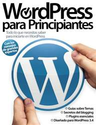 6 Wordpress para Principiantes issue 6 Wordpress para Principiantes