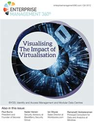 Visualising the Impact of Virtualisation issue Visualising the Impact of Virtualisation
