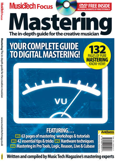 MusicTech Focus : Mastering V1 Preview