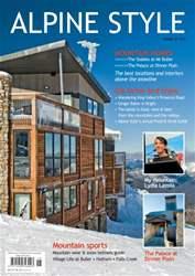 Alpine Style Magazine Cover