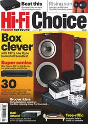 Hi-Fi Choice January 2013 issue  Hi-Fi Choice January 2013