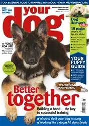 Your Dog Magazine January 2013 issue Your Dog Magazine January 2013