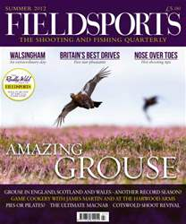 Fieldsports Magazine Cover