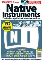 MusicTech Native Instruments issue MusicTech Native Instruments