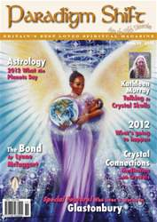 Paradigm Shift Magazine Cover