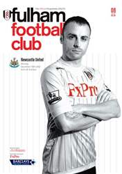 Fulham v Newcastle United issue Fulham v Newcastle United