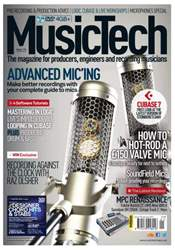 January 2013 Advanced Mic'ing issue January 2013 Advanced Mic'ing
