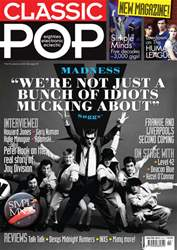 Classic Pop Madness issue Classic Pop Madness