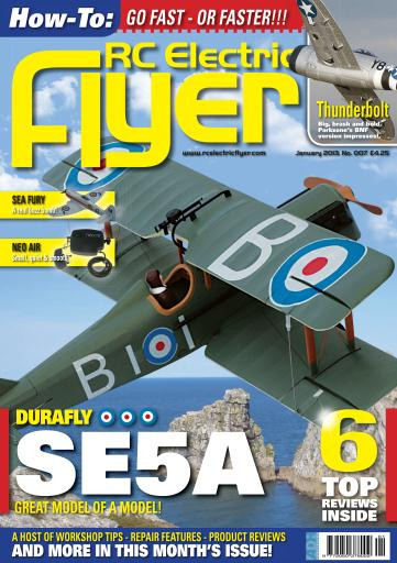RC Electric Flyer Digital Issue
