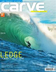 Carve Surfing Magazine Issue 139 issue Carve Surfing Magazine Issue 139