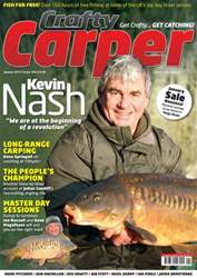 Crafty Carper January 2013 issue Crafty Carper January 2013