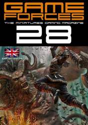 Gameforces English Magazine Cover