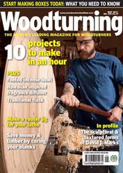 Woodturning Issue May 2011 issue Woodturning Issue May 2011