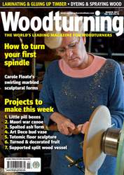 Woodturning Issue Mar 2011 issue Woodturning Issue Mar 2011