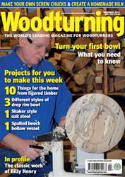 Woodturning Issue Feb 2011 issue Woodturning Issue Feb 2011
