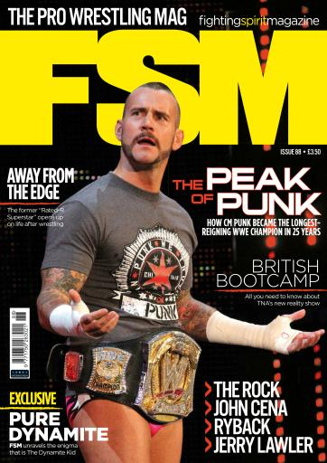 Fighting Spirit Magazine Preview