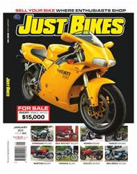 Just Bikes_283 Jan13 issue Just Bikes_283 Jan13