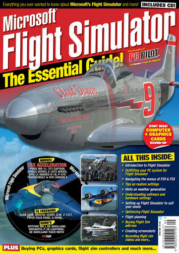 Microsoft Flight Simulator 1 Preview