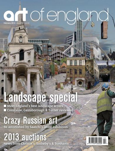 Art of England Digital Issue