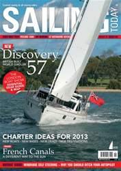 Sailing Today February 2013 issue Sailing Today February 2013