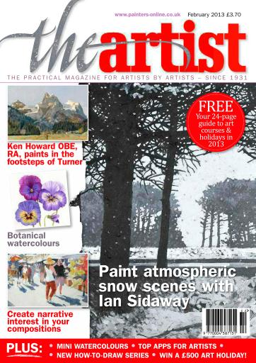 The Artist Digital Issue