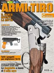 Armi e Tiro 01-2013 issue Armi e Tiro 01-2013