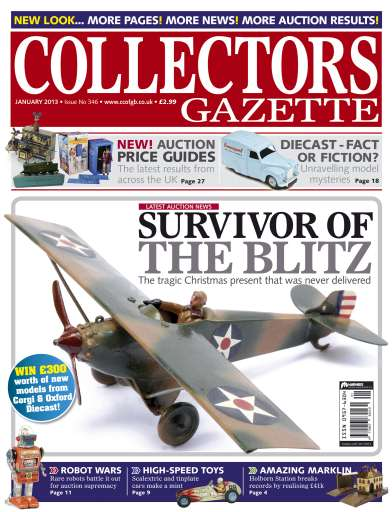 Collectors Gazette Preview