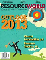 Resource World Magazine Cover