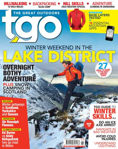 TGO - The Great Outdoors Magazine Digital Issue