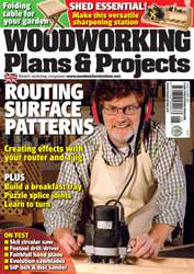 Woodworking Crafts Magazine Magazine Cover