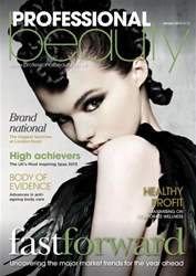 Professional Beauty January 2013 issue Professional Beauty January 2013