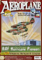 No.458 RAF Hurrican Pioneers issue No.458 RAF Hurrican Pioneers