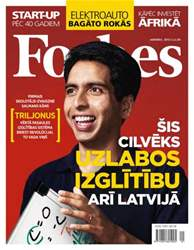 Forbes #32 01'13 issue Forbes #32 01'13