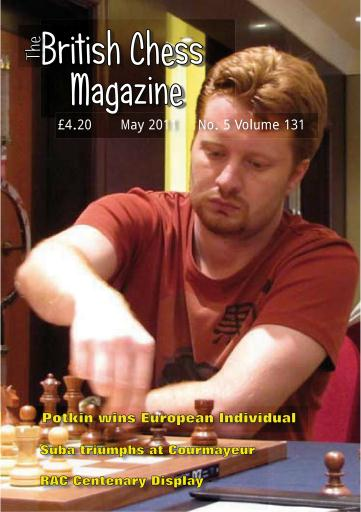 British Chess Magazine Preview