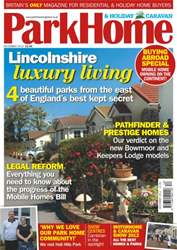 Park Homes December 12 issue Park Homes December 12