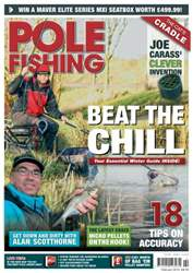 Pole Fishing February 2013 issue Pole Fishing February 2013