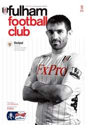 Fulham v Blackpool issue Fulham v Blackpool