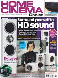 Home Cinema Choice issue 217 issue Home Cinema Choice issue 217