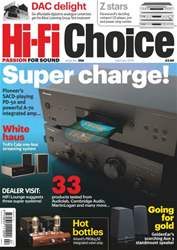 Hi-Fi Choice February 2013 issue Hi-Fi Choice February 2013