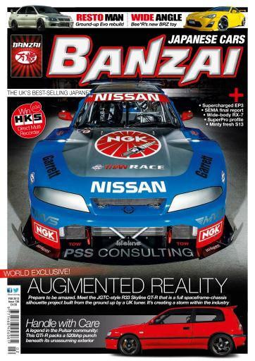 Banzai Digital Issue