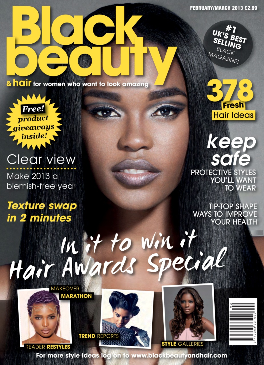 The UK's No. 1 Black Magazine