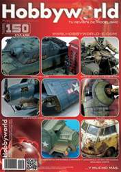 HOBBYWORLD 150 issue HOBBYWORLD 150