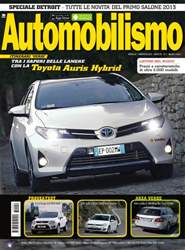 Automobilismo 2 2013 issue Automobilismo 2 2013