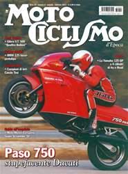 Motociclismo d'Epoca Magazine Cover