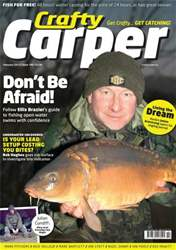 Crafty Carper February 2013 issue Crafty Carper February 2013